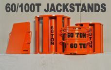 60 / 100T Jack Stands
